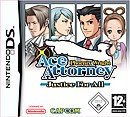 jaquette : Phoenix Wright : Ace Attorney : Justice for All