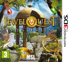 Jewel Quest Mysteries III : La Septième Porte jaquette jewel quest