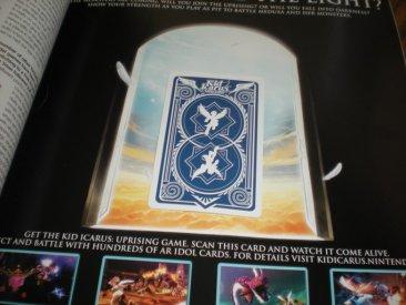 Kid Icarus Uprising AR Card 2