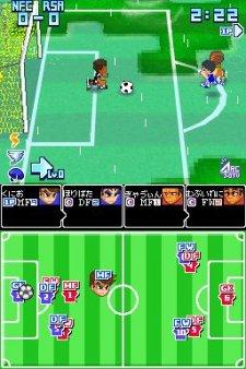 Kiko kun Soccer DS 2