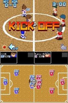 Kiko kun Soccer DS 5