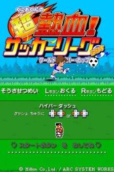 Kiko kun Soccer DS