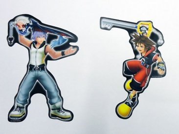 Kingdom Hearts 3D outils promotion 006