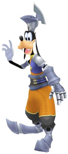 Kingdom Hearts kh_knight_goofy_model