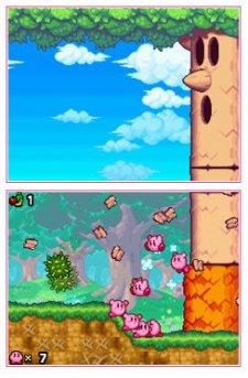 Kirby nouveau nintendo DS 2011 japon 1