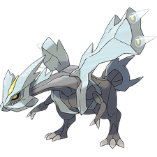 Kyurem artwork officiel