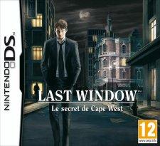 last window le secret de cape west ds jaquette
