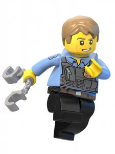 LEGO City Undercover: The Chase Begins artwork 01
