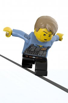 LEGO City Undercover: The Chase Begins artwork 02