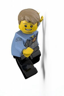 LEGO City Undercover: The Chase Begins artwork 03