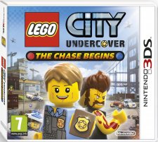LEGO City Undercover: The Chase Begins boite