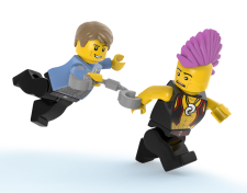 LEGO City Undercover: The Chase Begins Chase_Arrest