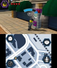 LEGO City Undercover The Chase Begins images screenshots 03