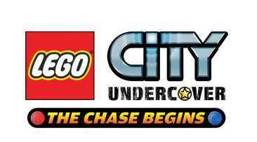 LEGO City Undercover: The Chase Begins logo