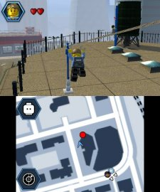 LEGO City Undercover: The Chase Begins Sans titre 327