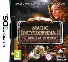 magic encyclopedia 2 ds jaquette