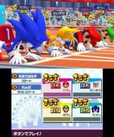 3ds Mario Sonic Aux Jeux Olympiques De Londres 2012