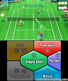 Mario Tennis Open images screenshots 001