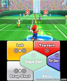 Mario Tennis Open images screenshots 002
