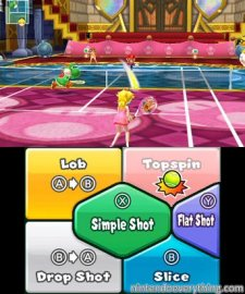 Mario Tennis Open images screenshots 004