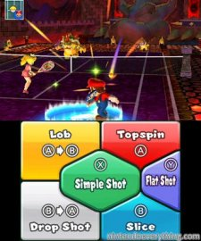 Mario Tennis Open images screenshots 005