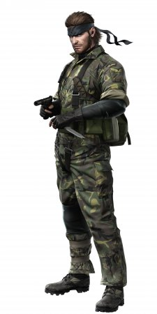 Metal Gear Solid 3D - Snake_1