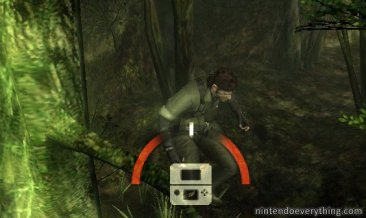 Metal Gear Solid Snake Eater 3D screenshots images 003