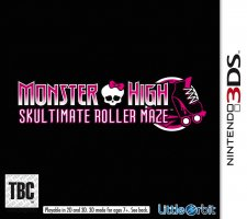 Monster High Skultimate Roller Maze Sans titre 262