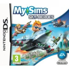 mysims skyheroes ds jaquette