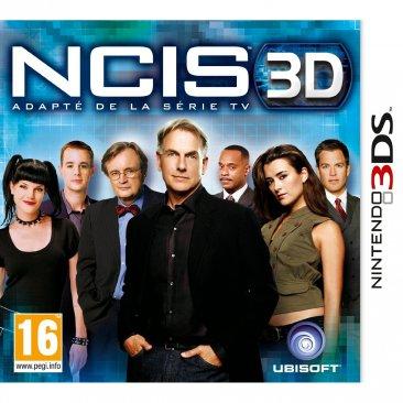 NCIS : naval criminal investigative service NCIS 3DS jaquette