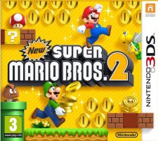 New Super Mario Bros 2 jaquette europeene 22.06
