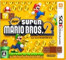 New Super Mario Bros 2 jaquette japonaise 22.06
