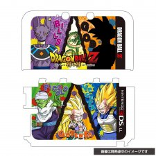 nintando 3DS XL coque de protection etui dragon ball 11.03.2013. (2)