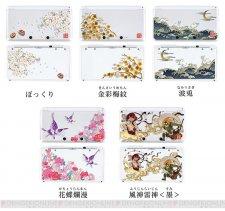 Nintendo 3DS customisation stickers autocollant17.09 (3)