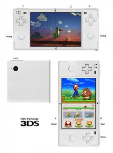 Nintendo 3DS Fake 4