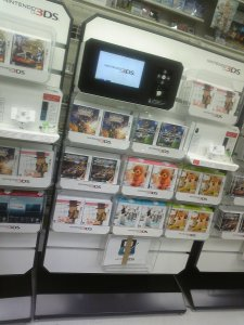 Nintendo 3DS japon magasin fevrier 2011 (4)