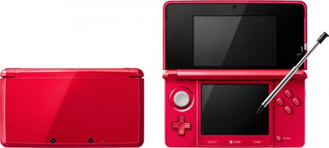 Nintendo-3DS-Metallic-Red-Japon