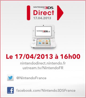 Nintendo Direct 17.04.2013.