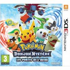 Pokémon Donjon Mystère - Les portes de l'Infini - Boxart