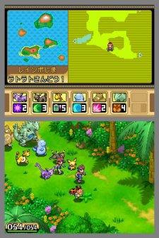 pokemon ranger sillages de lumière ds 1