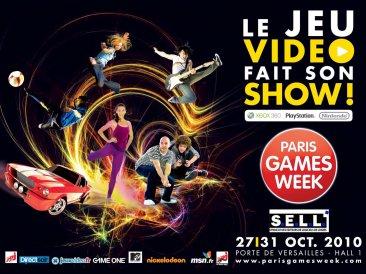 PRESENTATION CONFERENCE DE PRESSE PARIS GAMES WEEK 290910-1