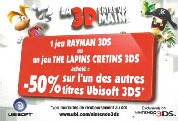 promo 3DS UBISOFT 500x