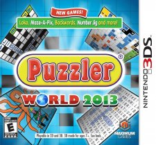 Puzzler World 2013 81XKeBSe5QL._SL1500_