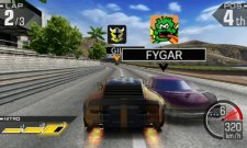 Ridge Racer 3D 3DS screenshots captures 01