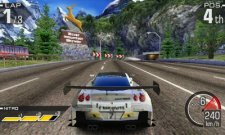 Ridge Racer 3D 3DS screenshots captures 02