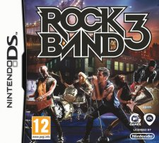rock band 3 ds jaquette
