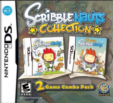 Scribblenauts Collection scribblenauts_collection_box_art
