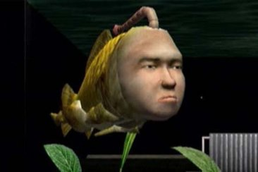 Seaman Dreamcast images screenshots