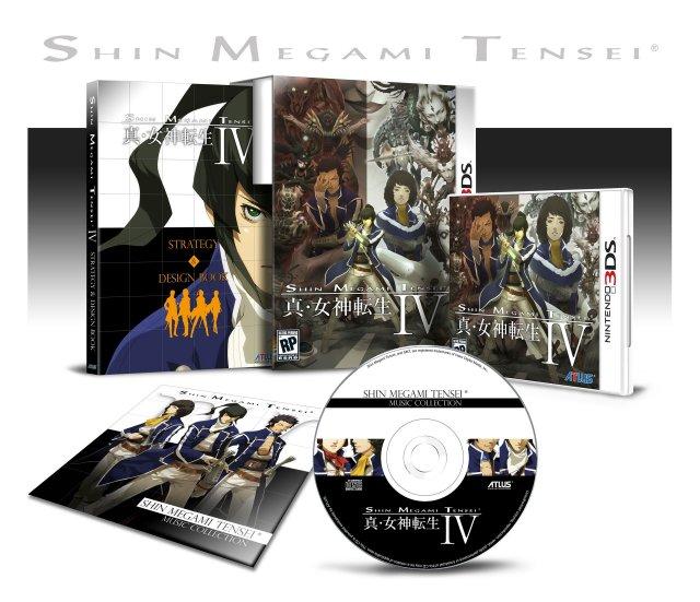 Shin Megami Tensei IV screenshot 18042013