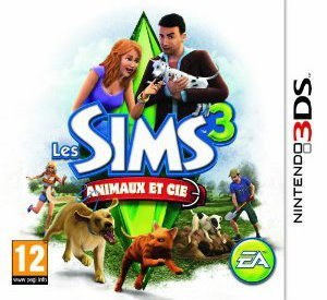 sims-3-animaux-compagnie-cie-nintendo-3DS-jaquette-cover-boxart